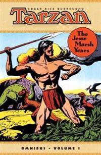Tarzan: The Jesse Marsh Years Omnibus Volume 1