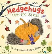 Hedgehugs Hide and Squeak