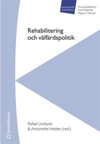 Rehabilitering och välfärdspolitik