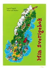 Min Sverigebok - kartövningar