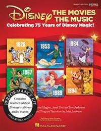 Disney: The Movies the Music: Celebrating 75 Years of Disney Magic!