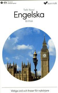 Talk Now Engelska Brittisk
