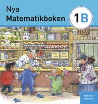 Nya Matematikboken 1 B Grundbok