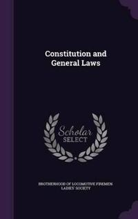 Constitution and General Laws