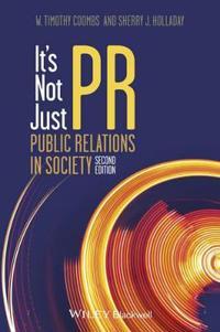 It's Not Just PR