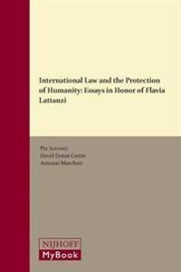 International Law and the Protection of Humanity: Essays in Honor of Flavia Lattanzi