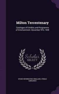 Milton Tercentenary