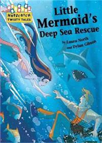 Hopscotch: Twisty Tales: Little Mermaid's Deep Sea Rescue