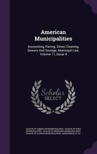 American Municipalities