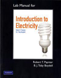 Lab Manual for Introduction to Electricity