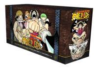 One Piece 1-23