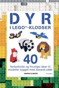 Dyr i LEGO-klodser