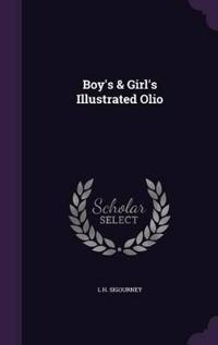 Boy's & Girl's Illustrated Olio