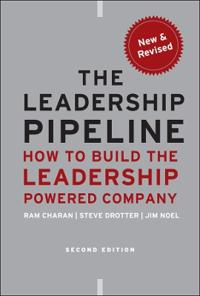 The Leadership Pipeline  How to Build the Leadership Poweröd Company - Ram Charan  Stephen Drödter  James Noel - böcker (9780470894569)     Bokhandel