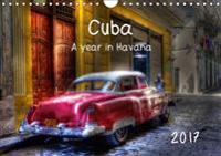 Cuba - A Year in Havana / UK-Version 2017