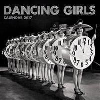Dancing Girls wall calendar 2017 (Art calendar)