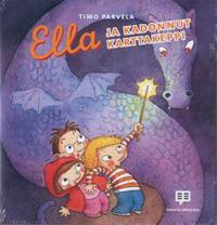 Ella ja kadonnut karttakeppi (2 cd)
