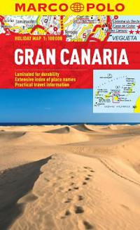 Gran Canaria Holiday Map