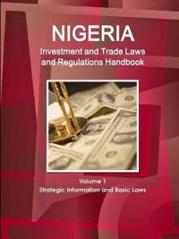 Nigeria Investment and Trade Laws and Regulations Handbook