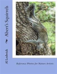 Abert's Squirrels: Reference Photos for Nature Artists