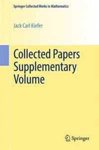 Collected Papers Supplementary Volume