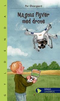 Magnus flyver med drone