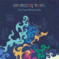 Coloring Book the Four Masterworks