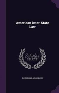 American Inter-State Law