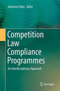 Competition Law Compliance Programmes