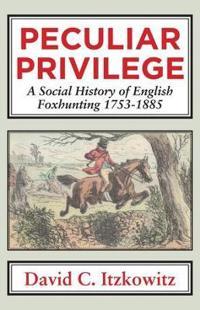 Peculiar Privilege