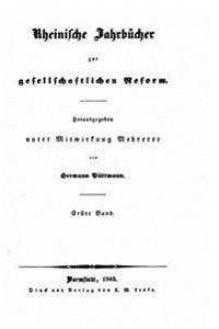 Rheinische Jahrbucher Zur Gesellschaftlichen Reform