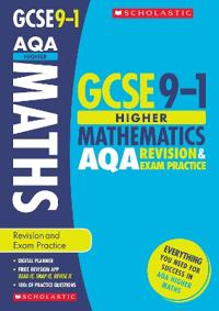 Maths higher revision and exam practice book for aqa