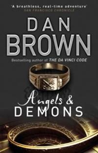 Angels and demons - (robert langdon book 1)