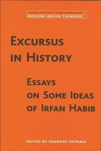 Excursus in History - Essays on Some Ideas of Irfan Habib