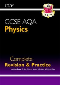 New Grade 9-1 GCSE Physics AQA Complete RevisionPractice with Online Edition