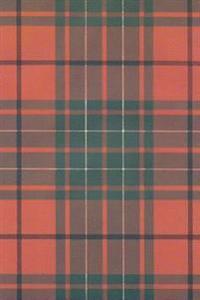 Clan Cumin Scottish Tartan Plaid Journal