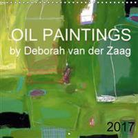 Oil Paintings by Deborah Van Der Zaag 2017