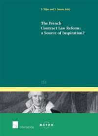 The French Contract Law Reform