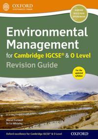 Environmental Management for Cambridge Igcserg & O Level