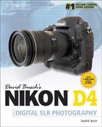 David Busch's Compact Field Guide for the Nikon D4/D4S