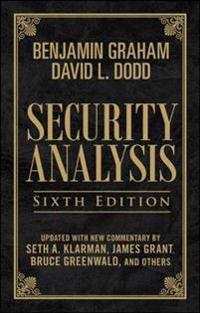 Security analysis: sixth edition, foreword by warren buffett (limited leath