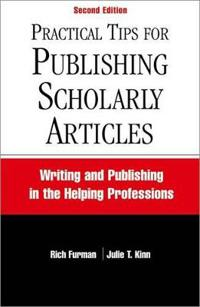 Practical Tips for Publishing Scholarly Articles,