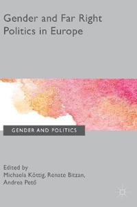 Gender and Far Right Politics in Europe