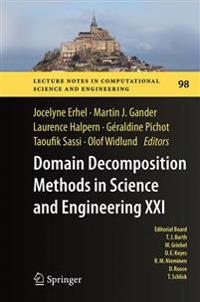 Domain Decomposition Methods in Science and Engineering 21
