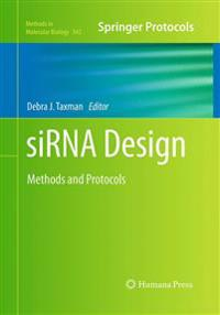 Sirna Design: Methods and Protocols