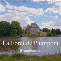 Foret De Paimpont / Broceliande 2017