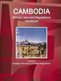 Cambodia Mining Laws and Regulations Handbook