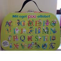 Mit eget pixi-alfabet
