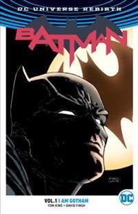 Batman, Volume 1: I Am Gotham (Rebirth)