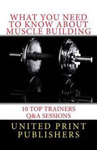 What You Need to Know about Muscle Building: 10 Top Trainers Q&A Sessions
